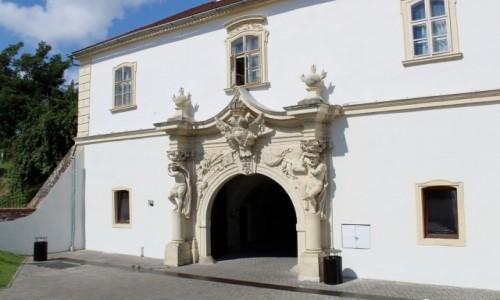 Zdjęcie RUMUNIA / Siedmiogród / Alba Iulia / Alba Carolina-brama zachodnia
