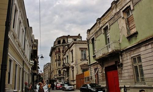 Zdjęcie RUMUNIA / Dobrudża / Konstanca / ...i taka uliczka w Konstancy
