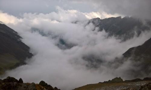Zdjęcie RUMUNIA / Fogarasze / Góry / Urlop