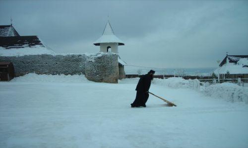 Zdjecie RUMUNIA / moldova / klasztor / hadambu