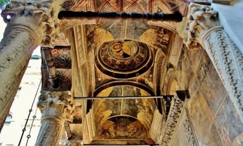 Zdjęcie RUMUNIA / Wołoszczyzna / Bukareszt / Kościół Stavropoleosa z 1724 roku