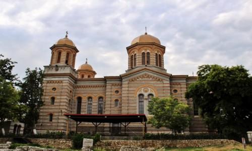Zdjęcie RUMUNIA / Dobrudża / Konstanca / Katedra św.Piotra i Pawła z drugiej połowy XIX wieku