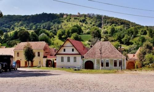 Zdjecie RUMUNIA / Siedmiogród / Saschiz / Saschiz