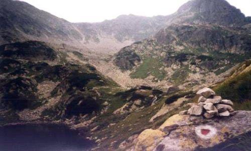RUMUNIA / Góry Retezat / brak / W drodze na Judele