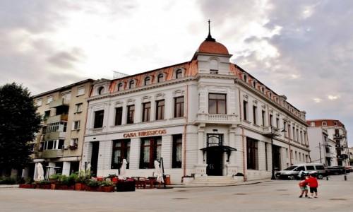 Zdjecie RUMUNIA / Dobrudża / Konstanca / Dom Hrisicosa z 1900 roku