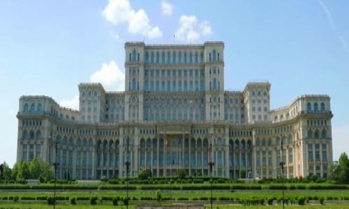 Zdjecie RUMUNIA / Bukareszt / Bukareszt / Parlamentul