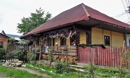 RUMUNIA / Bukowina / Kaczyca - polska wioska / Babcine klimaty