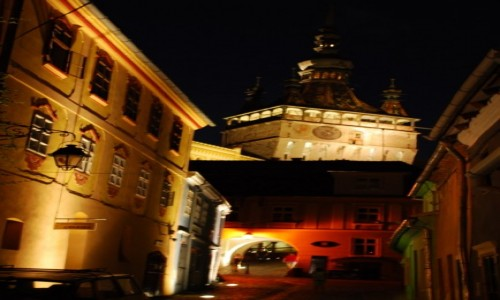 Zdjęcie RUMUNIA / Transylwania / Sighisroara / Sighisroara
