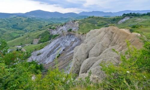 Zdjecie RUMUNIA / Manzalesti / Muntele de sare / Góry Solne