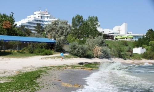 Zdjecie RUMUNIA / Konstanca / Cap Aurora / Betonowe kurorty rumuńskiego wybrzeża
