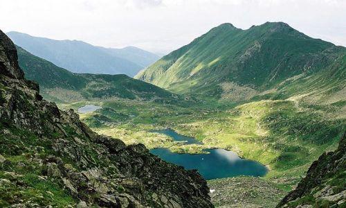 Zdjecie RUMUNIA / Fagaras / Fagaras / w górach...