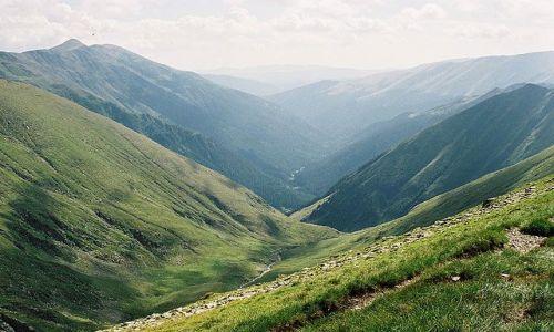 Zdjęcie RUMUNIA / Fagaras / Fagaras / w górach...