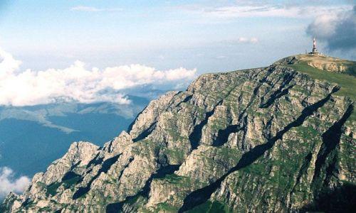 Zdjecie RUMUNIA / Bucegi / w drodze na Omu / W górach...