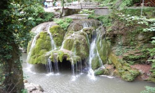 Zdjecie RUMUNIA / Caras-Severin / Bigar Falls / Wodospad