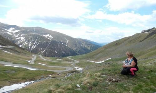Zdjecie RUMUNIA / Transylwana / Transalpina / Droga przez góry
