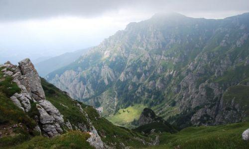 Zdjęcie RUMUNIA / Transylwania / Góry BUCEGI / Przełęcz