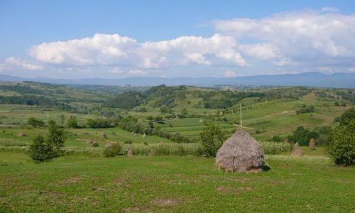 Zdjecie RUMUNIA / Calinesti / przy drodze / Rumunskie klimaty