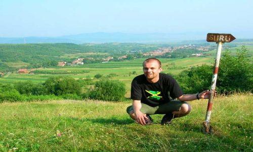 RUMUNIA / Góry Fogarskie / Sebesu de Sus / Na szlaku