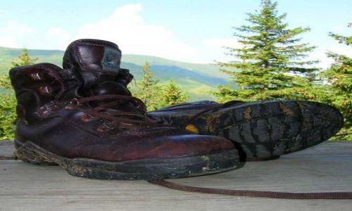 RUMUNIA / Góry Fogarskie / Cabana Negoiu / Ostatnia wyprawa moich butów