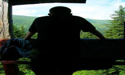 RUMUNIA / Góry Fogarskie / Cabana Negoiu / Cabana Negoiu