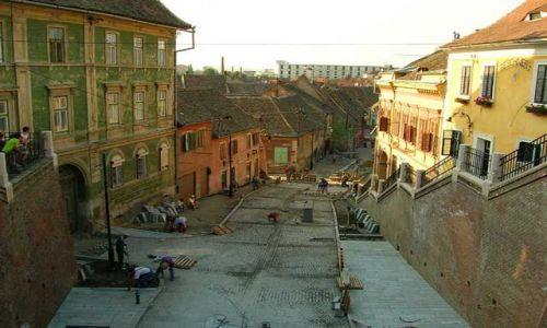 Zdjecie RUMUNIA / Transylwania / Sybin / Sybin - Kulturalna Stolica Europy 2007