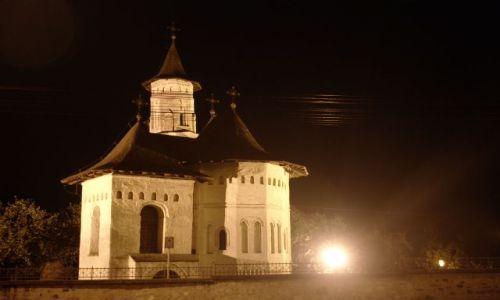 Zdjecie RUMUNIA / Bukowina / Suceava / Suczawa nocą