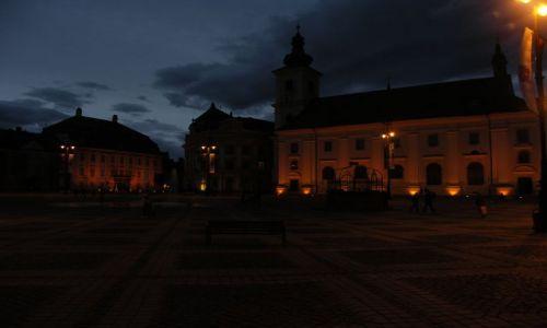 Zdjecie RUMUNIA / Siedmiogród / centrum Sibiu / Sibiu