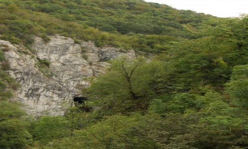 Zdjęcie RUMUNIA / Banat / przełomu Dunaju / jaskinia Ponicova