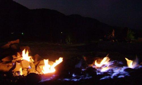 RUMUNIA / - / park narodowy Focul Viu / Żywe ognie