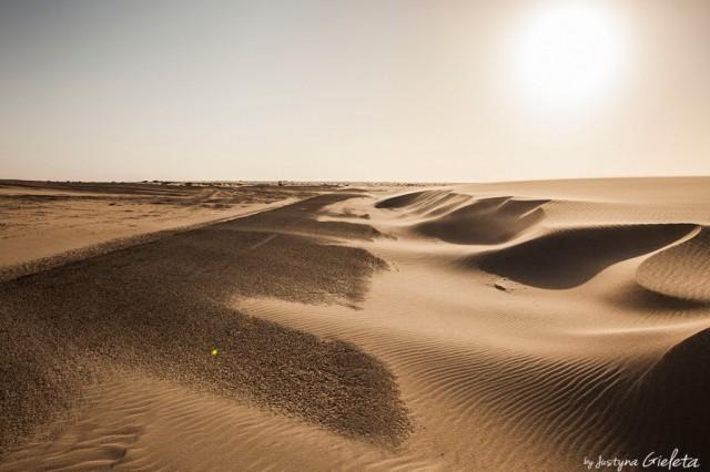 Zdjęcia: Sahara Zachodnia, Sahara Zachodnia, African Road Trip - zachód słońca Sahara Zachodnia, SAHARA ZACHODNIA