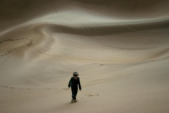 Zdjęcia: Sahara, Sahara, droga do szoły, SAHARA ZACHODNIA