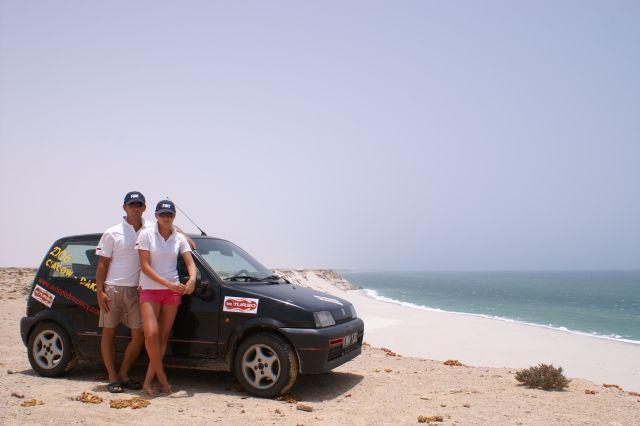 Zdjęcia: Dakhla, Autopodróżnicy nad Atlantykiem, SAHARA ZACHODNIA