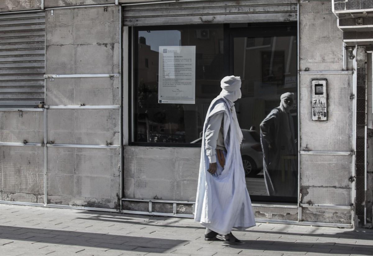 Zdjęcia: Al-Ujun, Al-Ujun-As-Sakija al-Hamra, Jest całkiem nieźle..., SAHARA ZACHODNIA