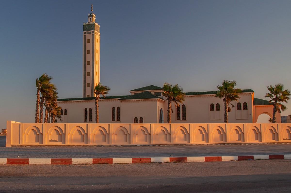 Zdjęcia: Boujdour, Al-Ujun-As-Sakija al-Hamra, Meczet, SAHARA ZACHODNIA