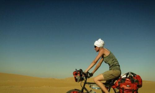 Zdjęcie SAHARA ZACHODNIA / Sahara Zachodnia / Sahara Zachodnia / Rowerem przez Afrykę - Sahara