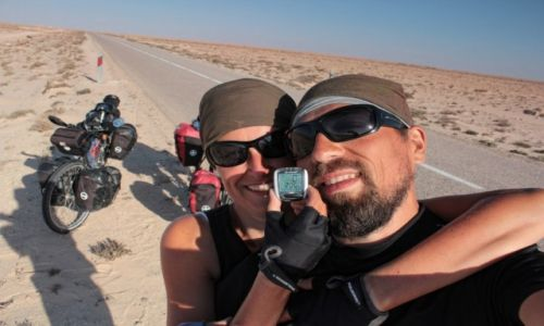 Zdjęcie SAHARA ZACHODNIA / Sahara Zachodnia / Sahara Zachodnia / 2000 kilometrów
