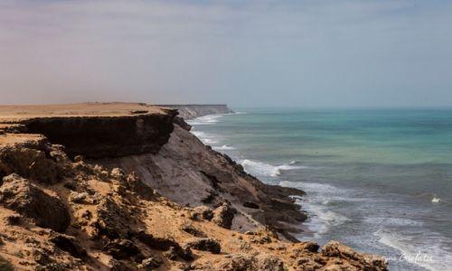 SAHARA ZACHODNIA / Sahara Zachodnia / Sahara Zachodnia / African Road Trip - wybrzeże Sahary Zachodniej