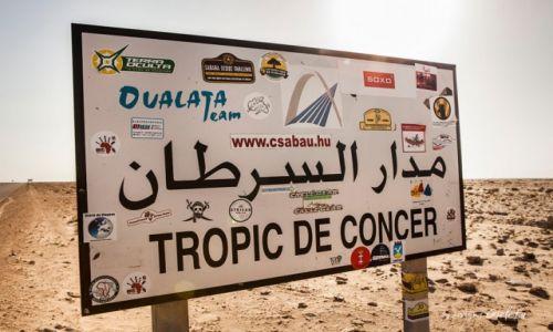 SAHARA ZACHODNIA / Sahara Zachodnia / Sahara Zachodnia / African Road Trip - Zwrotnik Raka