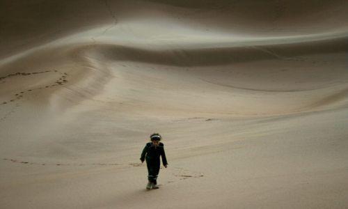 Zdjecie SAHARA ZACHODNIA / Sahara / Sahara / droga do szoły