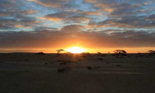 Zdjęcie SAHARA ZACHODNIA / Sahara / Sahara / Wstaje dzień