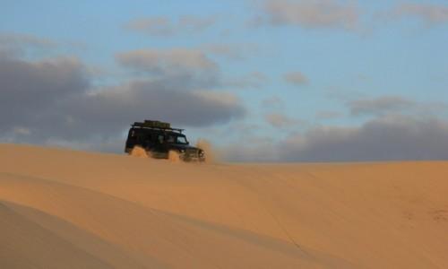 Zdjęcie SAHARA ZACHODNIA / Sahara / Sahara / A jednak zjechałem