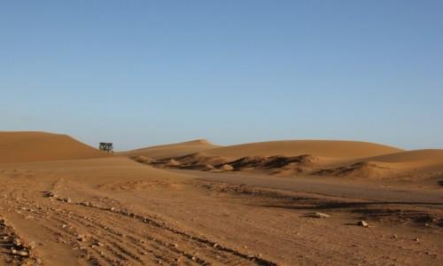 Zdjecie SAHARA ZACHODNIA / Sahara / Sahara / Tym razem zima nie zaskoczyła drogowców