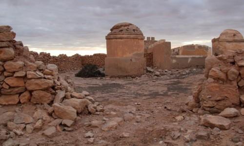 SAHARA ZACHODNIA / Saguia El Hamra / Dchira / Fuerte general Pérez de Lema