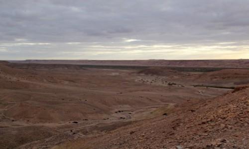 Zdjecie SAHARA ZACHODNIA / Saguia El Hamra / Dchira / Droga dojazdowa do  Fortu Szakal