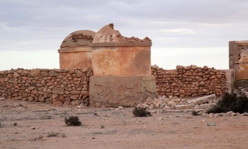 SAHARA ZACHODNIA / Saguia El Hamra / Dchira / Fort Szakal