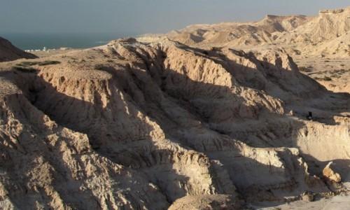 Zdjęcie SAHARA ZACHODNIA / Laayoune-Sakia el Hamra / Jraifia - Village de Pêche Oued Kraa / W kierunku plaży