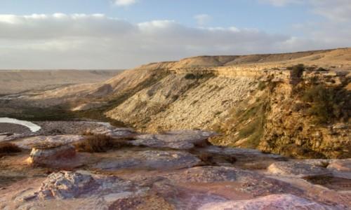 SAHARA ZACHODNIA / Al-Ujun-As-Sakija al-Hamra / Haoui en Naam / Pastelowe widoki