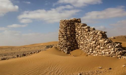 Zdjecie SAHARA ZACHODNIA / Al-Ujun-As-Sakija al-Hamra /  El-Hagunia / W starym forcie