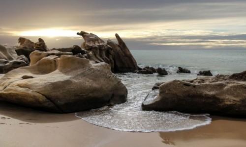 Zdjecie SAHARA ZACHODNIA / Ad-Dachla-Wadi az-Zahab / Portorico / Saharyjska plaża
