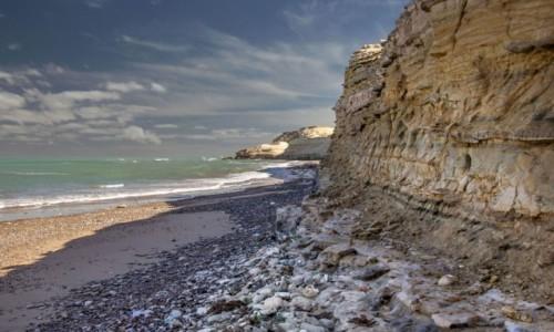 Zdjecie SAHARA ZACHODNIA / Al-Ujun-As-Sakija al-Hamra / Oued Ougnit / Saharyjska plaża
